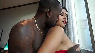 Desi Dhabi and Wild African Man - Maya