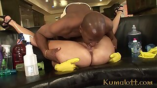 Kumalott - Big Ass Latina Ass Worshiped and Fucked