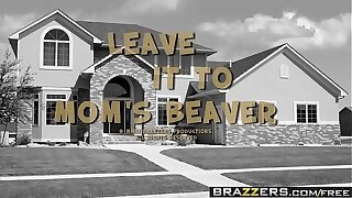 Brazzers - Mommy Got Boobs -  Leave It To Moms Beaver scene starring Raylene and Ramon