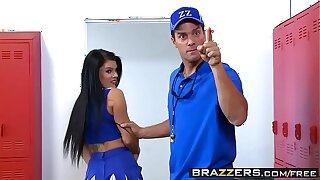 Brazzers - Big Tits at School - (Peta Jensen), (Ramon) - One Wet Cheerleader