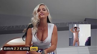 Mommy Got Boobs - (Alena Croft, Ricky Johnson) - Mommys Busy - Brazzers