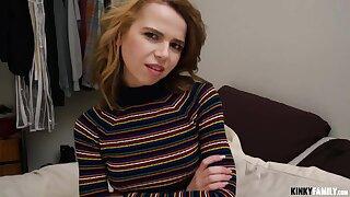 Kinky Family - Home alone with slutty stepsis