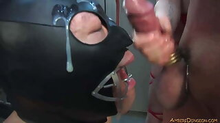 Femdom Mistresses and their submissive male slave