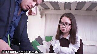 21Sextury Adorable Schoolgirl Anal Discipline