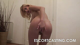 Big Natural D Cup Breast Escort Anal Fucked And Creampie