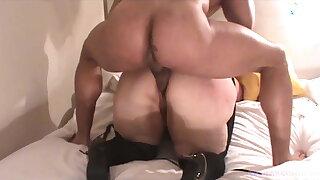 bbw pawg Lyla Everwettt gets dominated by black cock