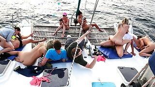 Shameless Boat Ride, Summer Vibes