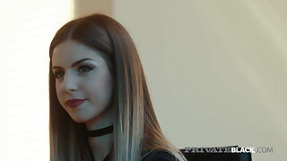 PrivateBlack - Milky White Red Stella Cox Dark Dicked BY BBC